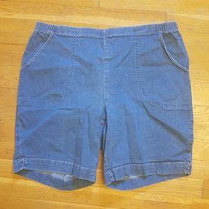 Jean shorts - 2XL